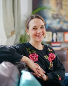 Author Karen Minto